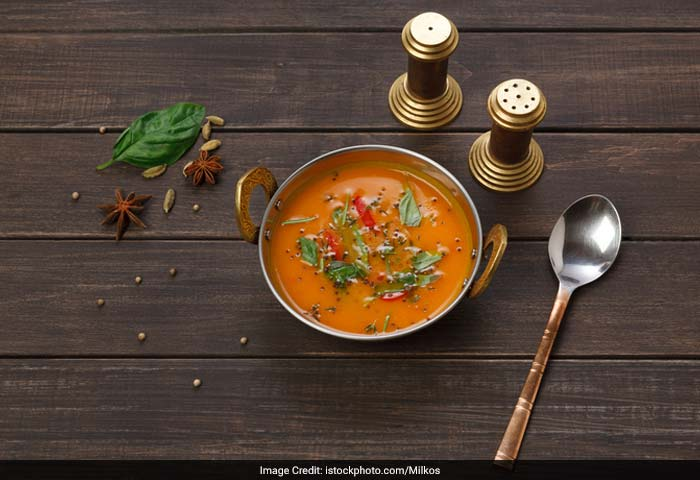 Tomato Curry: There are around 7500 varieties of tomatoes that are grown around the world. So essentially you can have as much as hot and spicy tomato curry as you want -every day of your life!