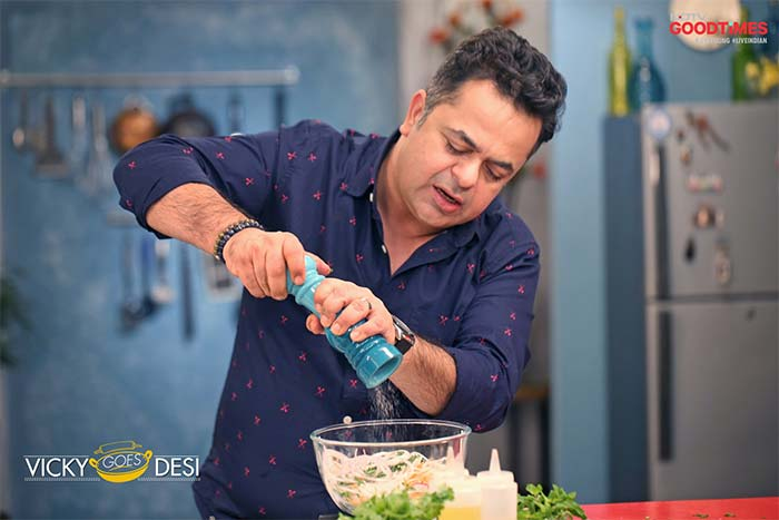 Chef Vicky Ratnani Rustles Up His Favourite Indian Dishes