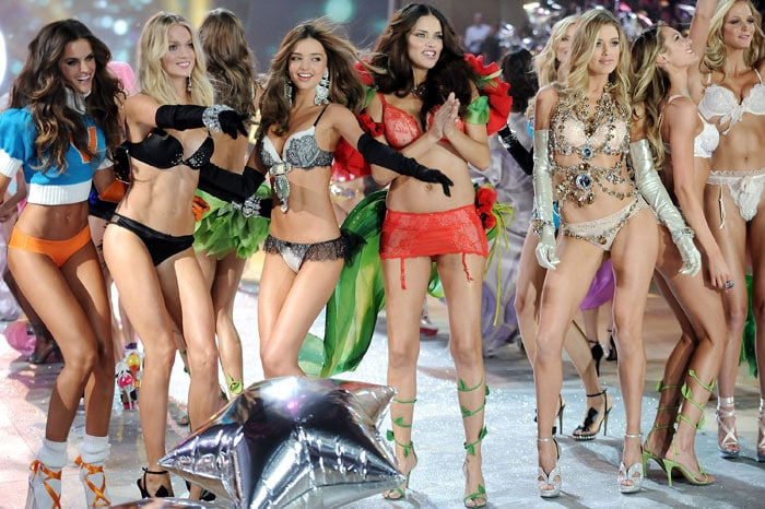Victoria's 2012 Secret revealed