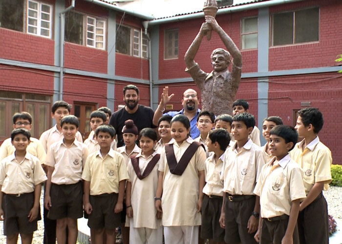 Rocky,Mayur head to Welham Boys School, Dehradun