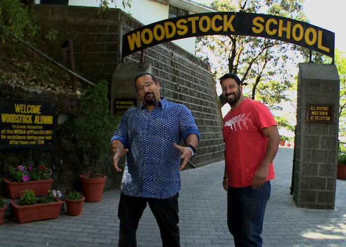 Rocky, Mayur head to Woodstock School