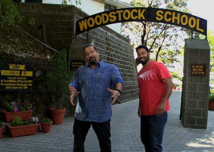 Rocky, Mayur head to Woodstock School