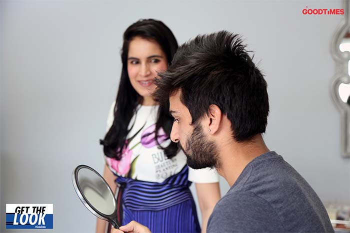 Our Team Takes On The Task of Giving Young Fashion Enthusiast Yuvraj A Complete Makeover