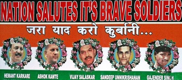 A Tribute to Mumbai's Bravehearts
