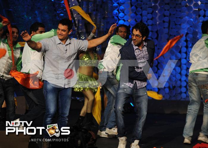 Balle balle! Aamir at Greenathon 4