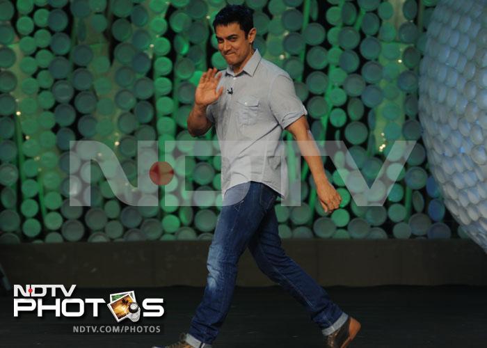 Greenathon 4: Here comes Aamir