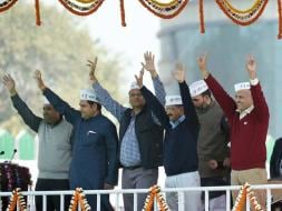 Photo : From 'Aam Aadmi' to Assembly: Meet the New AAP Ministers