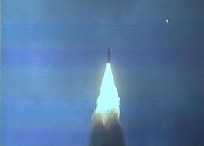 Agni-5 successfully test-launched by India