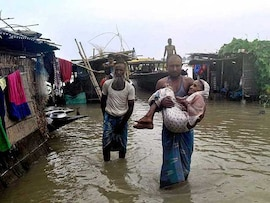 Assam Floods: Over 18 Lakh People Affected Across 22 Districts