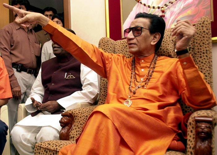Bal Thackeray dies at 86