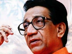 Photo : Bal Thackeray: Life in pics