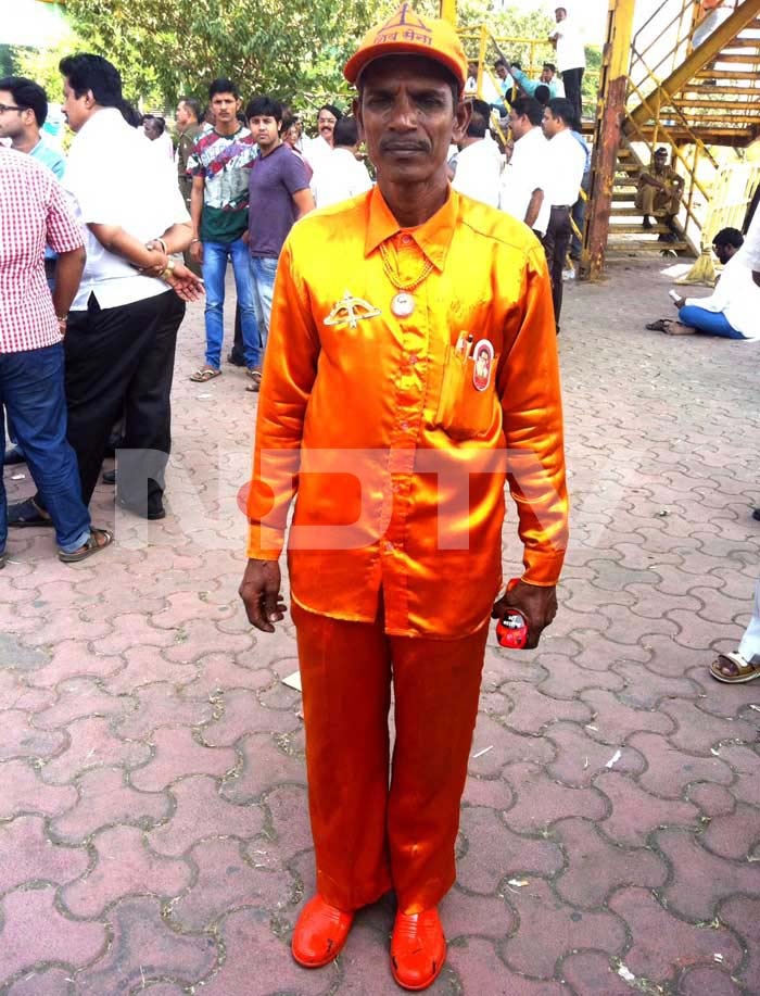 Meet Balasaheb Thackeray\'s biggest fan
