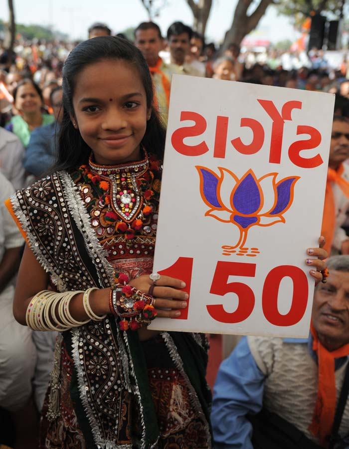 Battleground Gujarat: On a campaign trail