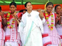 Photo : West Bengal In Election Mode: 5 Pics