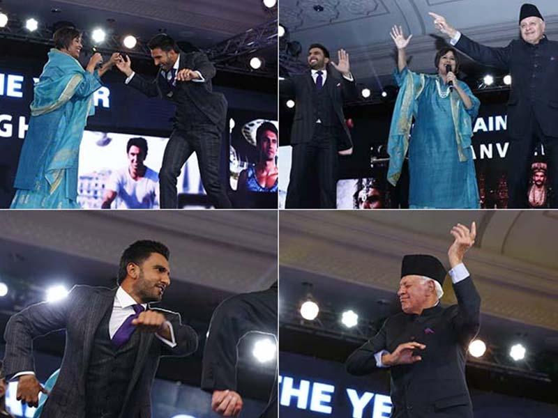 Photo : 'NDTV इंडियन ऑफ द ईयर' के वे 5 लम्हे, जिन्हें कभी नहीं भुला पाएंगे आप
