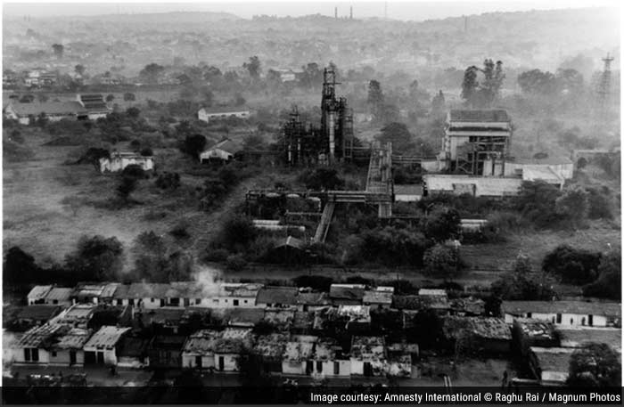 union carbide disaster in bhopal india case study
