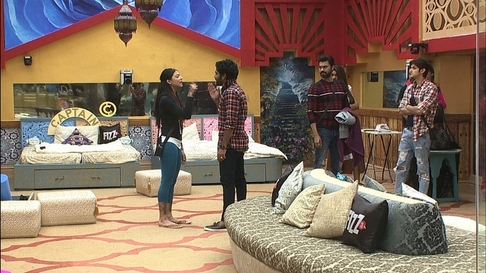 Bigg boss 10: Manveer gets into a massive fight with Gaurav and Bani