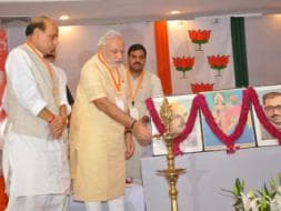 Photo : BJP 's Rookie Law-Makers Are Now in Camp, PM Met Them