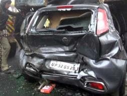 Photo : Harayana's 30-Car Pile-Up In 5 Shocking Pics