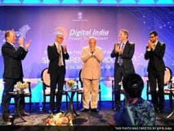 Photo : 5 Big Announcements After Silicon Valley CEOs Met PM Modi