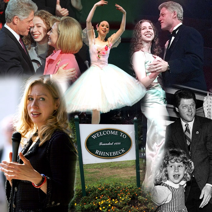 Chelsea Clinton and her $5-million wedding