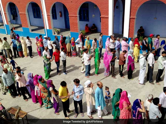 MCD Election 2017: Delhi Votes For Civic Polls