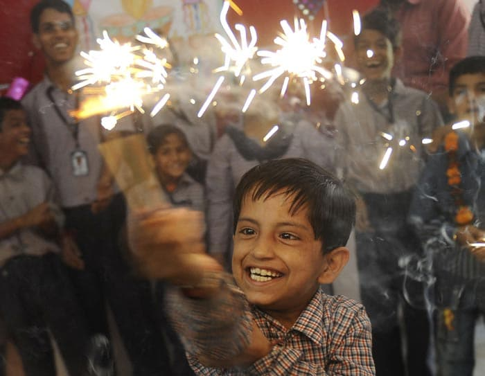 d7 Diwali Celebration From India image gallery 