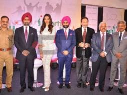 Photo : Deepika Padukone Launches a Campaign for Healthier India - NDTV-Fortis Health4U