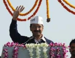 Photo : From metro to cabinet meet, this was Arvind Kejriwal's day