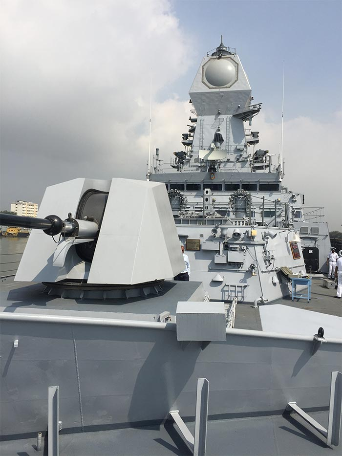 10 Pics of Navy\'s Newest and Most Powerful Destroyer