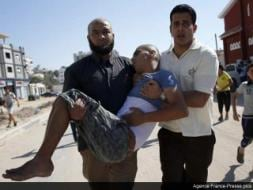Photo : Israeli Strike Kills Four Boys On Gaza Beach