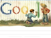 Photo : Top 5 Google doodles
