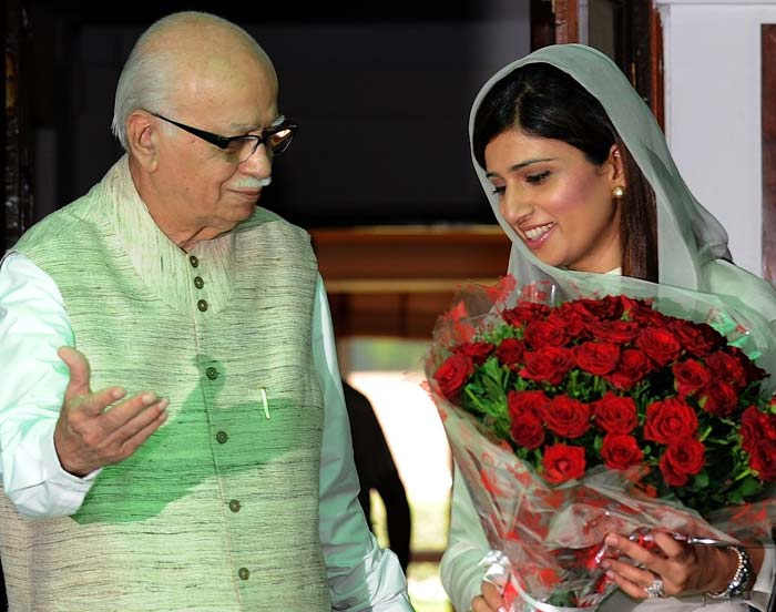 beautiful hina rabbani khar's pictures