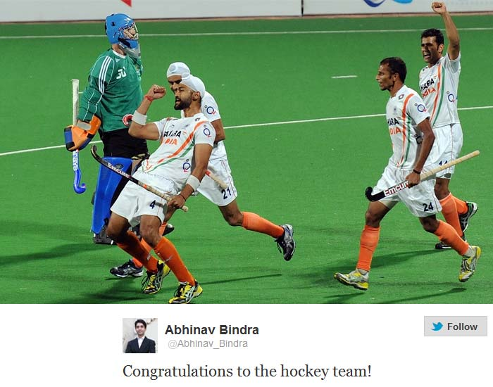 Men\'s hockey team qualifies for Olympics: Celebs congratulate on Twitter
