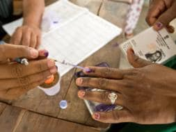 Photo : India votes in Phase 6 of elections
