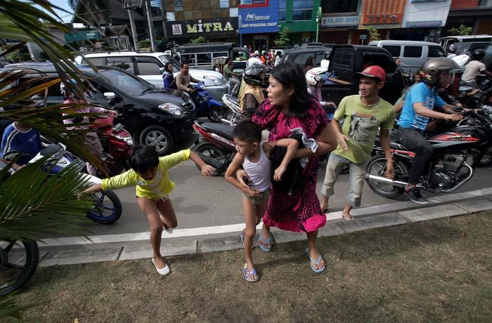 Earthquake hits Indonesia, tremors felt in India