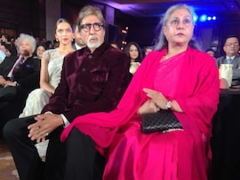 Celeb Roll Call at NDTV Indian of the Year