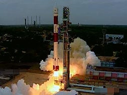 Photo : ISRO launches 100th space mission