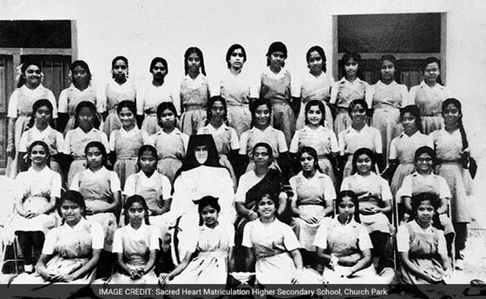 8 Rare Pictures Of Jayalalithaa