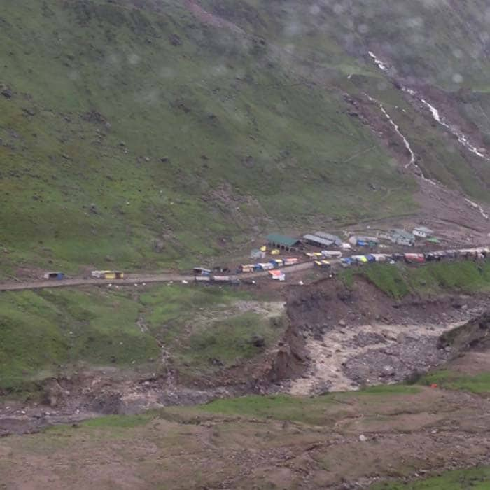 Kedarnath temple safe, but off limits for three year