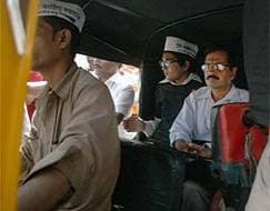 Photo : In pics: The Kejriwal experience for Mumbai