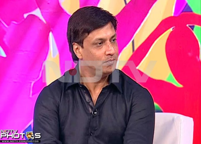 NDTV Support My School Campaign: Madhur Bhandarkar at the NDTV Telethon