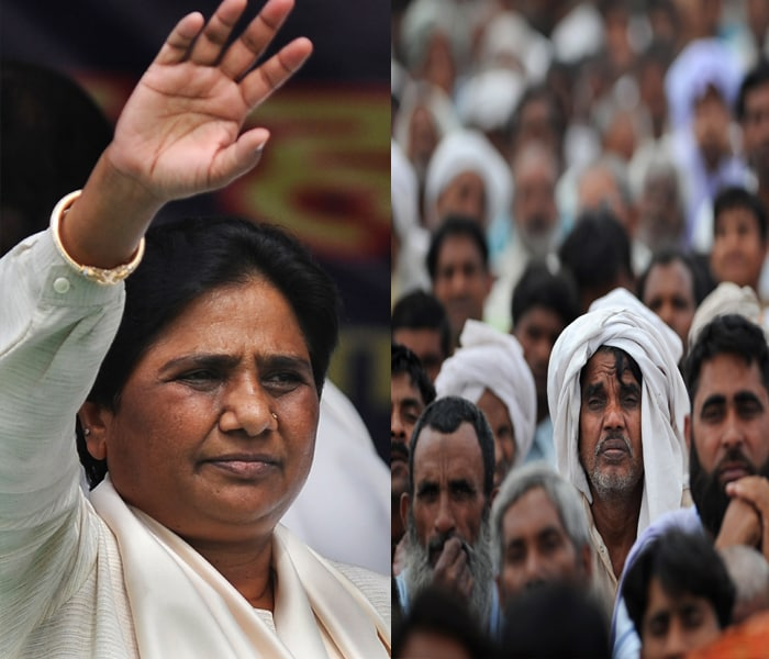 Happy Birthday 'Behenji': Mayawati turns 55