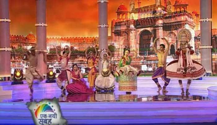 In Pics: Modi Government's Mega Show At India Gate