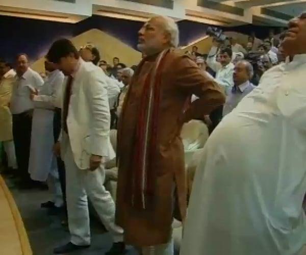 A sporty, fashionable Narendra Modi