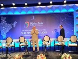 Photo : PM's Date With Tech Giants at Silicon Valley