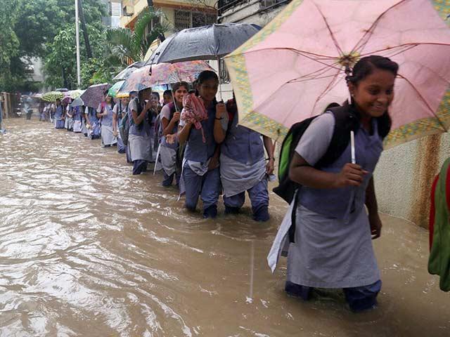 Mumbai's Rainy, Rainy Days: 5 Amazing Pics