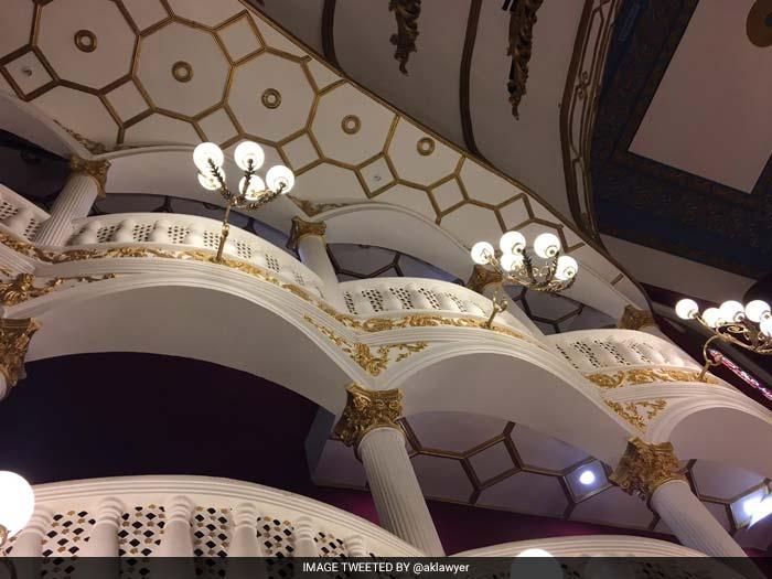 New Pics: Mumbai\'s Opera House Regains Its Former Glory