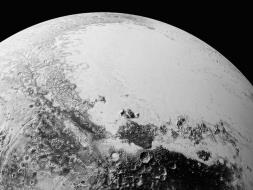 Photo : Nasa Probe Releases Stunning New Images of Pluto