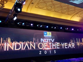 NDTV Indian Of The Year 2015: Prepping for the Show
